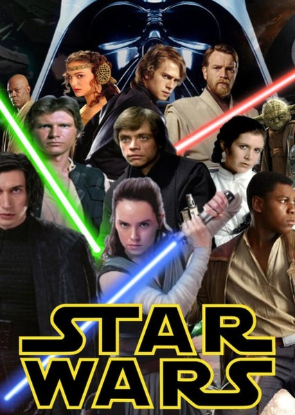 Star Wars Bandai Namco Fighting Game Fan Casting Poster