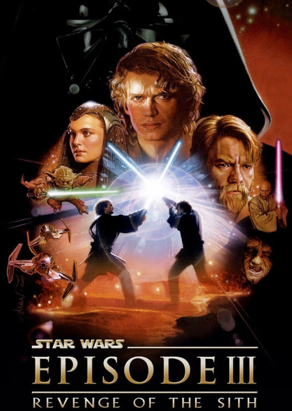 Star Wars: Episode III - Revenge of the Sith (2005) Fan Casting Poster