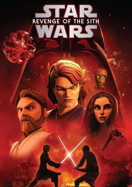 Star Wars Revenge Of The Sith Animated Version Fan Casting On Mycast