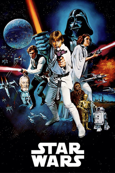 Star Wars Fan Casting Poster
