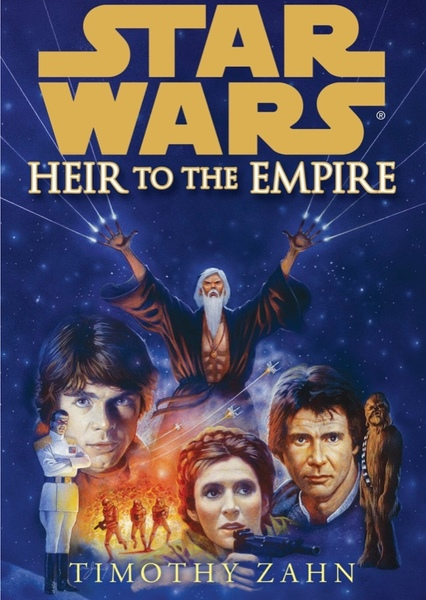 Star Wars: Heir to The Empire (1986) Fan Casting Poster
