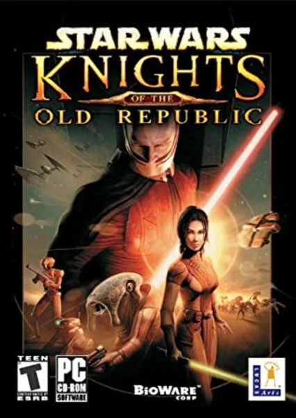 Star Wars Knights of the Old Republic  Fan Casting Poster