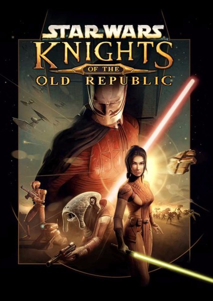 Star Wars: Knights of the Old Republic Fan Casting Poster