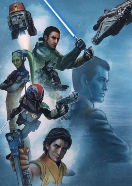 Star Wars: Rebels Fan Casting Poster