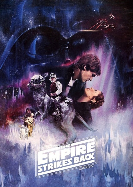 Star Wars The Empire strikes back (2000) Fan Casting Poster