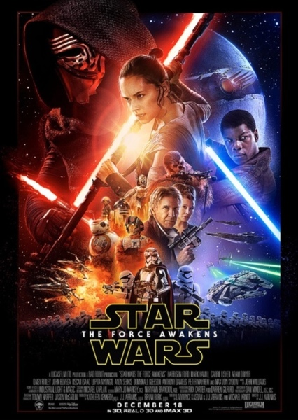 Star Wars: The Force Awakens (2005) Fan Casting Poster