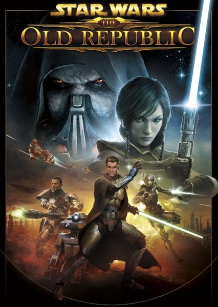 Star Wars: The Old Republic Fan Casting Poster