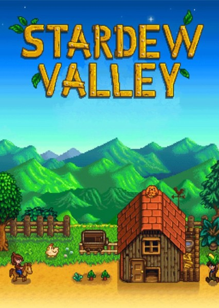 Stardew Valley Fan Casting Poster