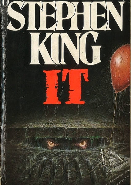 Stephen King's IT (1988) Fan Casting Poster