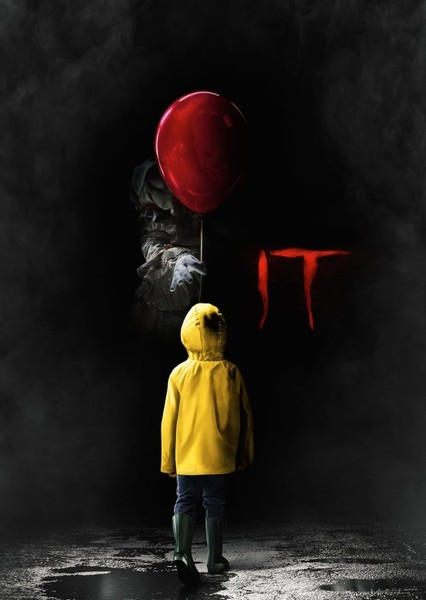 Stephen King's IT Fan Casting Poster