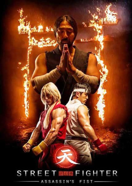 Street Fighter Assassin S Fist Fan Casting On Mycast