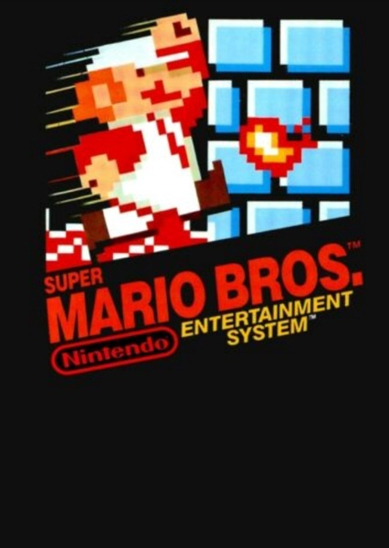 Super Mario Bros. Fan Casting Poster