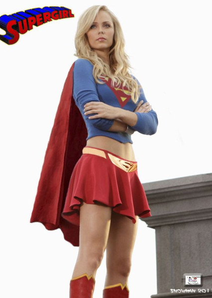 Supergirl (Smallville spin-off) Fan Casting Poster
