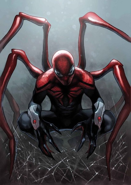 Superior Spider-Man (SUMC) Fan Casting Poster