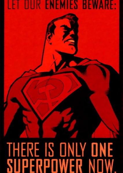 Superman: Red Son Fan Casting Poster