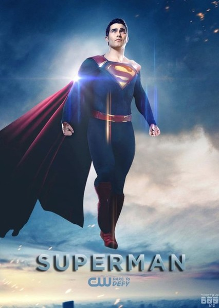 Superman & Lois: The CW Series Fan Casting Poster