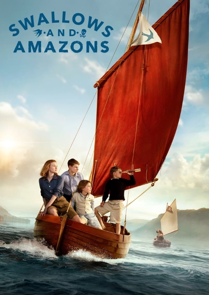 Swallows and Amazons Fan Casting Poster