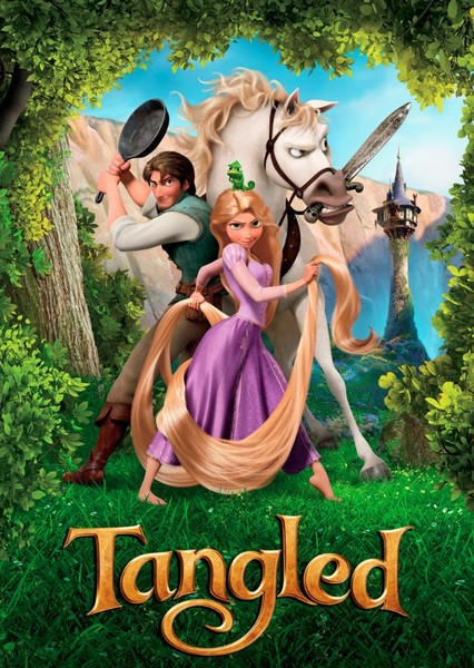 Tangled Fan Casting Poster