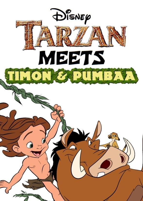 Pumbaa Fan Casting For Tarzan Meets Timon Pumbaa Mycast Fan Casting Your Favorite Stories