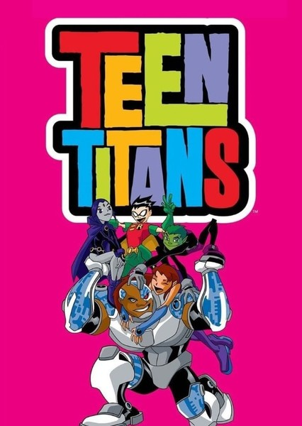 Teen Titans Fan Casting Poster