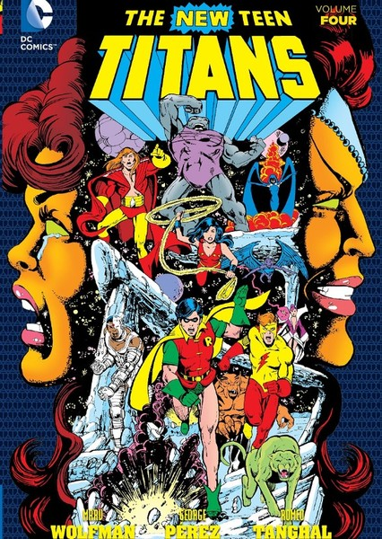 Teen Titans The Animated Series Fan Casting Poster