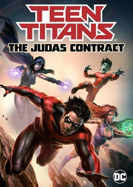 Teen Titans: The Judas Contract (Live Action Film) Fan Casting Poster