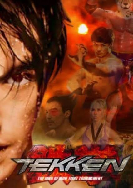 Tekken 3 Dark Awakening 2006 Fan Casting On Mycast