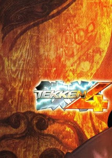 Tekken 4: Resurrection (00's) Fan Casting Poster