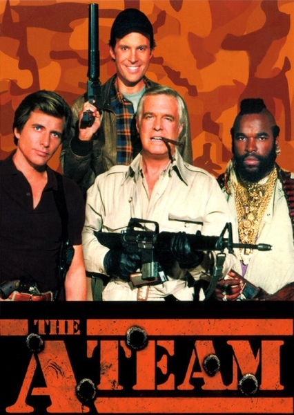 The A-Team Fan Casting Poster