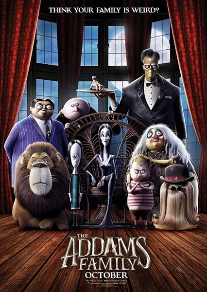 The Addams Family (2024) Fan Casting Poster