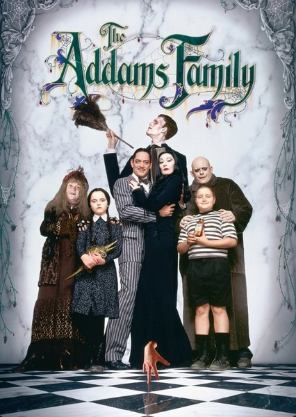 The Addams Family Fan Casting Poster