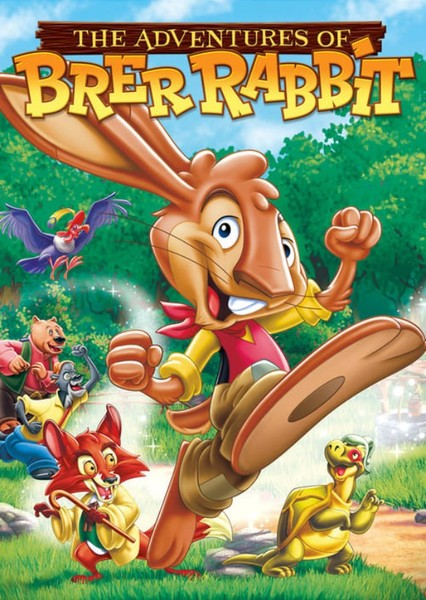 The Adventures of Brer Rabbit (Live-Action/Animated) Fan Casting Poster