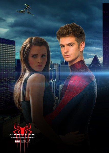 The Amazing Spider-Man 3 Fan Casting Poster