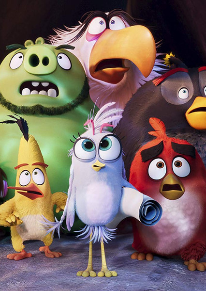 The Angry Birds Movie 3: Tropi-Collapse! Fan Casting Poster