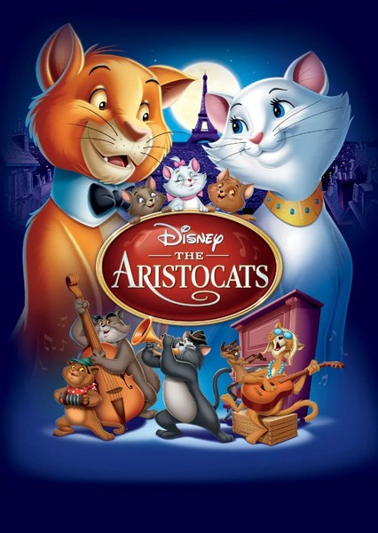 The Aristocats Live Action CGI Fan Casting Poster