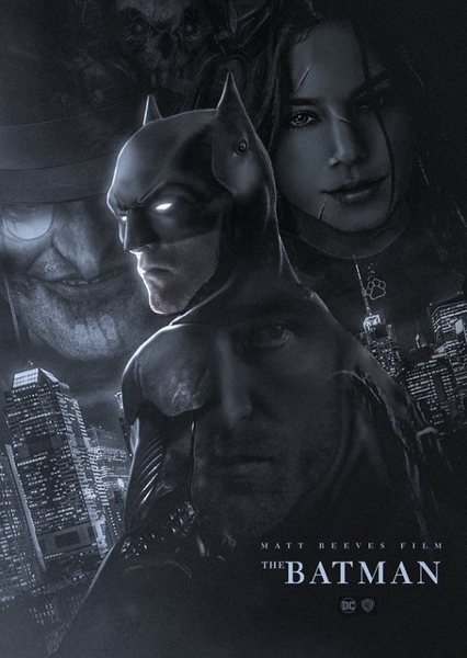 Matt Reeves' The Batman (2021) Fan Casting Poster
