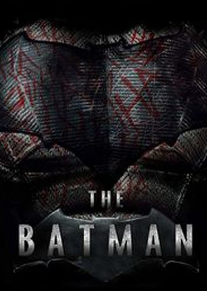The Batman (DCEU) Fan Casting Poster