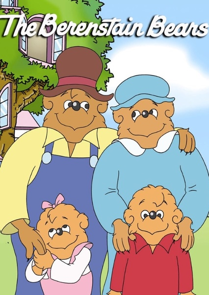 The Berenstain Bears  Fan Casting Poster