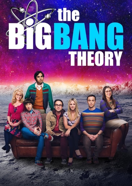 The Big Bang Theory  Fan Casting Poster