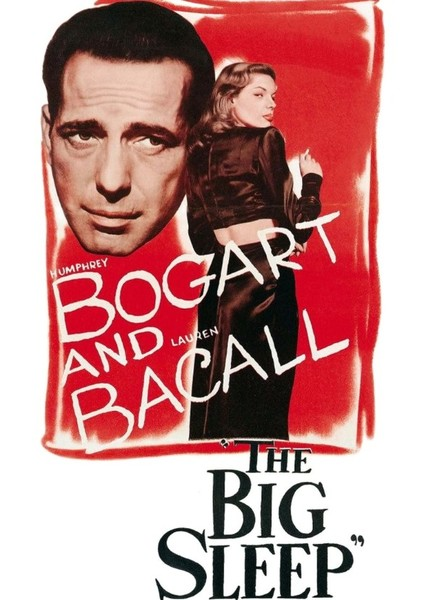 The Big Sleep Fan Casting Poster