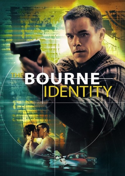 The Bourne Identity Fan Casting Poster