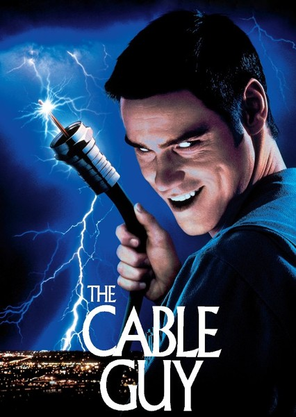 The Cable Guy Fan Casting Poster