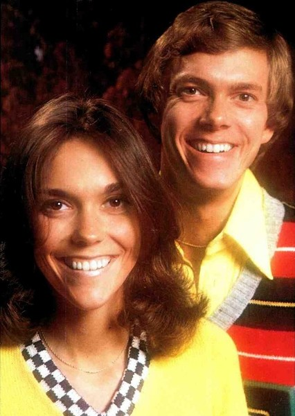 The Carpenters Biopic Fan Casting Poster