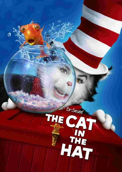 The Cat in The Hat (2000) Fan Casting Poster