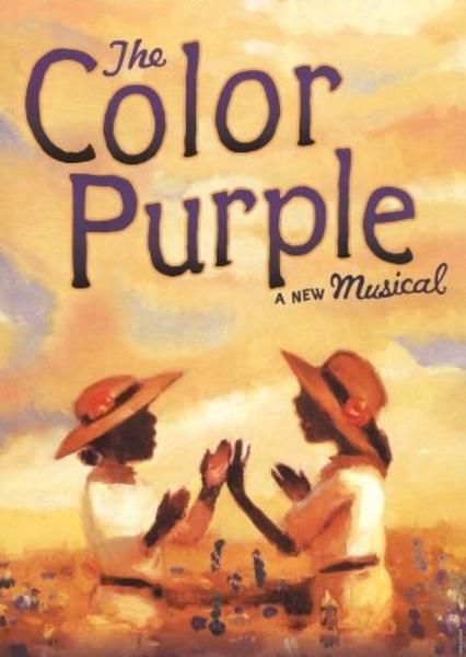 The Color Purple: Musical Fan Casting Poster