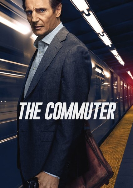 The Commuter (2008) Fan Casting Poster