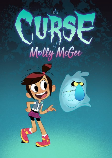 The Curse of Molly McGee Fan Casting Poster