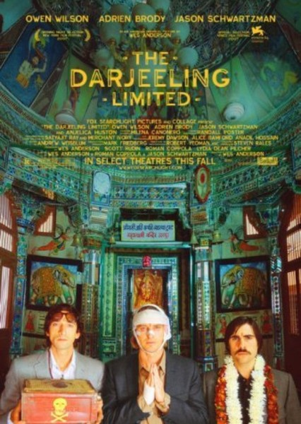 The Darjeeling Limited (2017) Fan Casting Poster