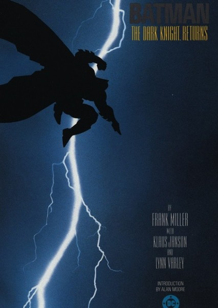 The Dark Knight Returns Fan Casting Poster