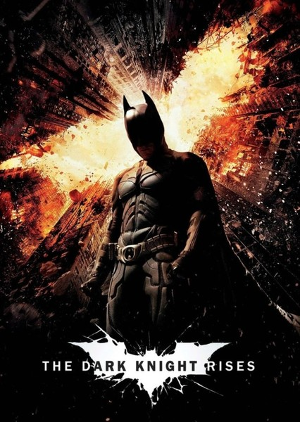 The Dark Knight Rises (2002) Fan Casting Poster